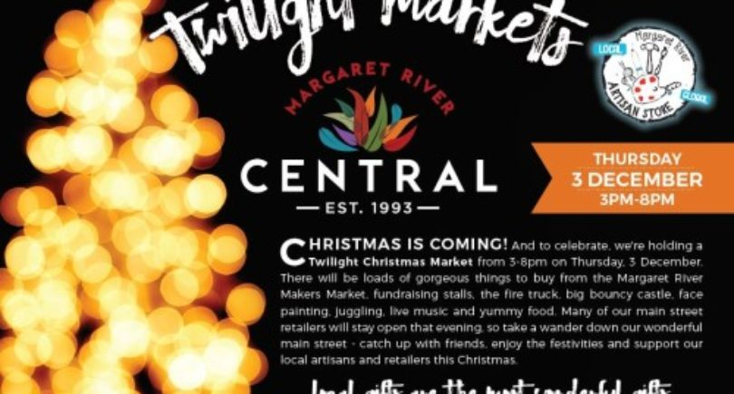 Twilight Markets at Margaret River Central